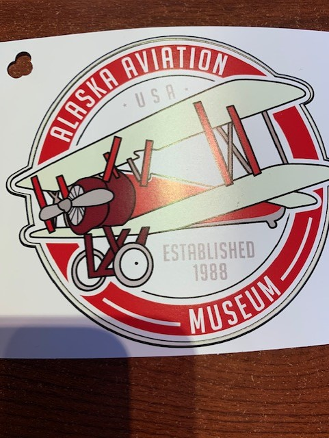 Floatplane Sticker
