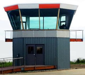 Merrill Field Control Tower Cab