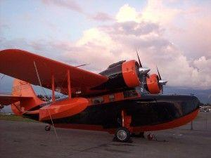 """1943 Grumman G-21A """"Goose"""""""