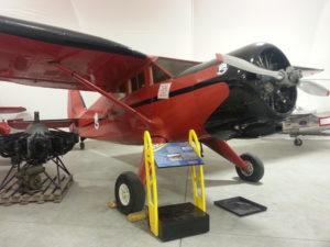 1944 Stinson V-77 Gullwing S/N 77-36