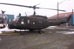 "1963 UH-1H ""Huey"" Helicopter"