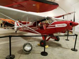 """1955 Piper """"Super Cub"""" PA-18-150"""