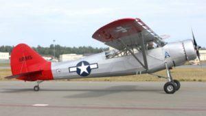 1941 Stinson L-1
